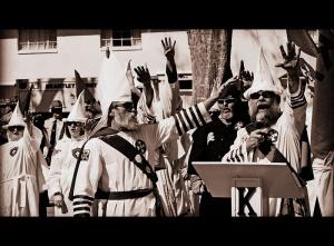 KKK Rally in Georgia
