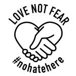 Love Not Fear Logo