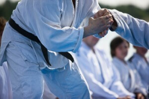 Judo and religion clash at the Olympics