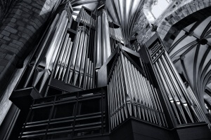 St. Giles Organ in St. Giles Cathedral